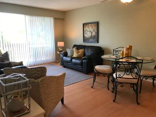 """Photo 1: 214 910 FIFTH Avenue in New Westminster: Uptown NW Condo for sale in """"GROSVENOR COURT"""" : MLS®# R2182275"""