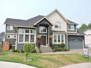 Main Photo: 8237 TANAKA TERRACE in Mission: Mission BC House for sale : MLS®# R2193387