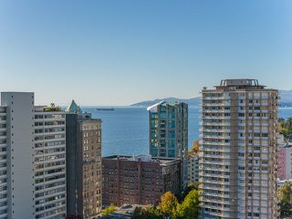 "Photo 17: 2003 1740 COMOX Street in Vancouver: West End VW Condo for sale in ""The Sandpiper"" (Vancouver West)  : MLS®# R2212891"