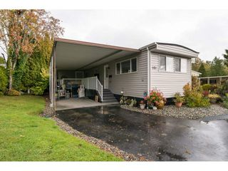 "Photo 2: 101 1840 160 Street in Surrey: King George Corridor Manufactured Home for sale in ""Breakaway Bays"" (South Surrey White Rock)  : MLS®# R2215928"