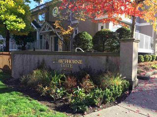 "Photo 1: 39 2422 HAWTHORNE Avenue in Port Coquitlam: Central Pt Coquitlam Townhouse for sale in ""HAWTHORNE GATE"" : MLS®# R2216795"
