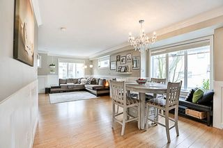 """Photo 5: 9 15175 62A Avenue in Surrey: Sullivan Station Townhouse for sale in """"Brooklands"""" : MLS®# R2242459"""
