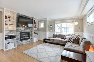 """Photo 1: 9 15175 62A Avenue in Surrey: Sullivan Station Townhouse for sale in """"Brooklands"""" : MLS®# R2242459"""