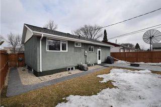 Photo 19: 828 Simpson Avenue in Winnipeg: East Kildonan Residential for sale (3B)  : MLS®# 1808058