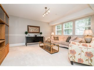 "Photo 18: 53 15037 58 Avenue in Surrey: Sullivan Station Townhouse for sale in ""Woodbridge"" : MLS®# R2255386"