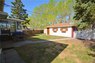 Photo 17: 1224 De Graff Place in Winnipeg: North Kildonan Residential for sale (3F)  : MLS®# 1812774
