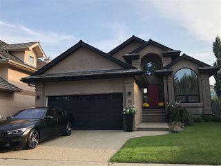 Main Photo: 24 PRESTIGE Point in Edmonton: Zone 22 Condo for sale : MLS®# E4125235
