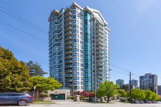 "Photo 1: 1702 121 TENTH Street in New Westminster: Uptown NW Condo for sale in ""VISTA ROYALE"" : MLS®# R2300815"