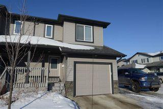 Main Photo: 37 13838 166 Avenue in Edmonton: Zone 27 Townhouse for sale : MLS®# E4129385