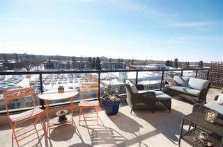 Photo 28: 503 10728 82 Avenue in Edmonton: Zone 15 Condo for sale : MLS®# E4133558