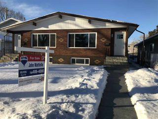 Main Photo: 12210 81 Street in Edmonton: Zone 05 House Half Duplex for sale : MLS®# E4133672