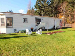 "Photo 18: 10 65367 KAWKAWA  LAKE Road in Hope: Hope Kawkawa Lake Manufactured Home for sale in ""CRYSTAL RIVER COURT"" : MLS®# R2321483"