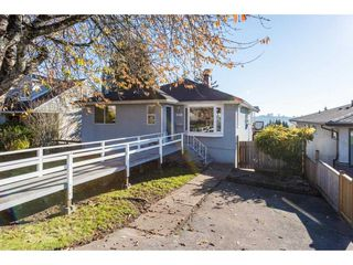 Photo 1: 865 CALVERHALL Street in North Vancouver: Calverhall House for sale : MLS®# R2323098