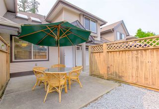 "Photo 19: 36 11860 210 Street in Maple Ridge: Southwest Maple Ridge Townhouse for sale in ""WESTSIDE COURT"" : MLS®# R2326195"