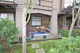 "Photo 2: 105 625 PARK Crescent in New Westminster: GlenBrooke North Condo for sale in ""WESTHAVEN"" : MLS®# R2328658"