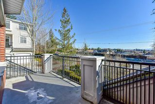 "Photo 19: 26 19551 66 Avenue in Surrey: Clayton Townhouse for sale in ""Manhatten Skye"" (Cloverdale)  : MLS®# R2339770"