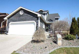 Main Photo: 848 VILLAGE Lane: Sherwood Park House for sale : MLS®# E4153416