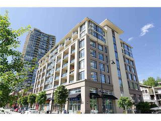 Main Photo: 512 121 BREW Street in Port Moody: Port Moody Centre Condo for sale : MLS®# R2361957