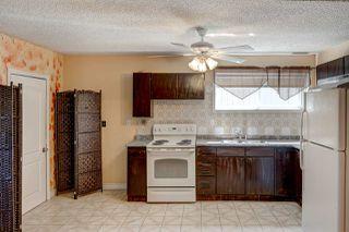 Photo 24: 10532 151 Street in Edmonton: Zone 21 House Half Duplex for sale : MLS®# E4156886