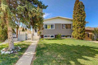 Photo 1: 10532 151 Street in Edmonton: Zone 21 House Half Duplex for sale : MLS®# E4156886
