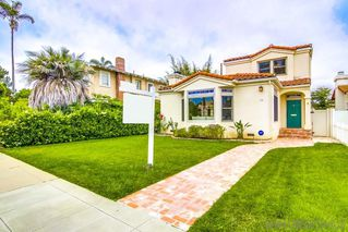 Main Photo: CORONADO VILLAGE House for sale : 3 bedrooms : 656 A Avenue in Coronado