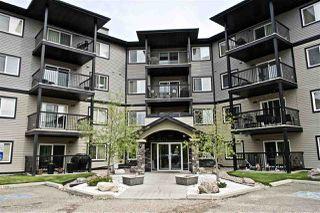 Photo 1: 314 5951 165 Ave in Edmonton: Zone 03 Condo for sale : MLS®# E4157476