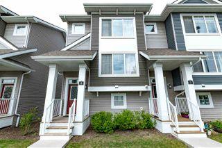 Main Photo: 8 140 YOUVILLE Drive E in Edmonton: Zone 29 Townhouse for sale : MLS®# E4158037