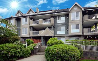 "Photo 1: 206 2388 WELCHER Avenue in Port Coquitlam: Central Pt Coquitlam Condo for sale in ""PARK GREEN"" : MLS®# R2375539"