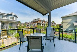 "Photo 5: 17 2139 PRAIRIE Avenue in Port Coquitlam: Glenwood PQ Townhouse for sale in ""WESTMOUNT PARK"" : MLS®# R2376811"