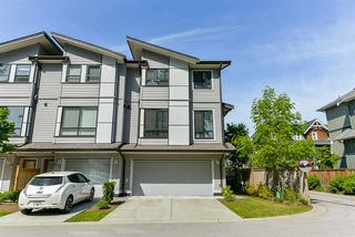"Photo 1: 17 2139 PRAIRIE Avenue in Port Coquitlam: Glenwood PQ Townhouse for sale in ""WESTMOUNT PARK"" : MLS®# R2376811"
