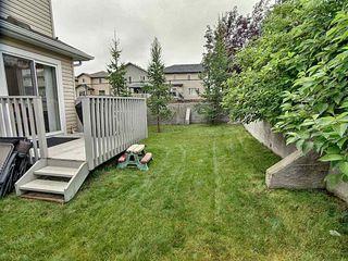 Photo 20: 25 655 Tamarack Road in Edmonton: Zone 30 House Half Duplex for sale : MLS®# E4169608