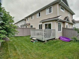 Photo 19: 25 655 Tamarack Road in Edmonton: Zone 30 House Half Duplex for sale : MLS®# E4169608