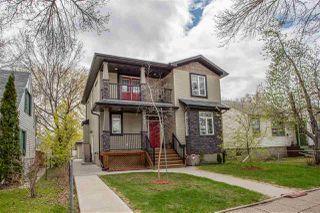 Photo 1: 9845 73 Avenue in Edmonton: Zone 17 House for sale : MLS®# E4187144