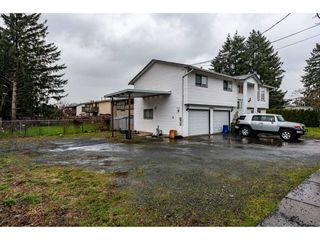 Main Photo: 45285 SOUTH SUMAS Road in Sardis: Sardis West Vedder Rd House for sale : MLS®# R2444910