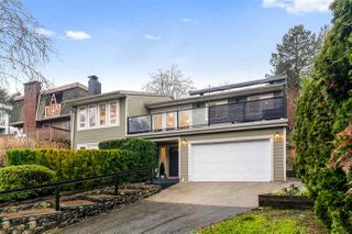 Photo 1: 1058 HEYWOOD Street in North Vancouver: Calverhall House for sale : MLS®# R2528325