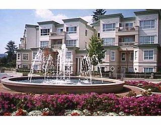 """Photo 1: 318 2960 PRINCESS CR in Coquitlam: Canyon Springs Condo for sale in """"THE JEFFERSON"""" : MLS®# V560120"""