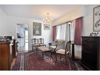 Photo 3: 4569 W 13TH Avenue in Vancouver: Point Grey House for sale (Vancouver West)  : MLS®# V872899