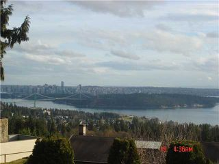 "Photo 1: 1402 CAMELOT Road in West Vancouver: Chartwell House for sale in ""Chartwell"" : MLS®# V875570"
