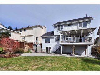 Photo 10: 1192 DURANT Drive in Coquitlam: Scott Creek House for sale : MLS®# V881282