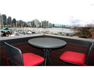 Photo 8: 1042 IRONWORK PASSAGE in Vancouver: False Creek Townhouse for sale (Vancouver West)  : MLS®# V884778