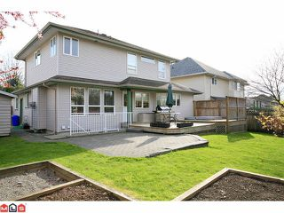 "Photo 10: 18127 68TH Avenue in Surrey: Cloverdale BC House for sale in ""Cloverwoods"" (Cloverdale)  : MLS®# F1111652"