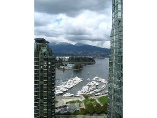 "Photo 2: 2605 1331 W GEORGIA Street in Vancouver: Coal Harbour Condo for sale in ""THE POINTE"" (Vancouver West)  : MLS®# V891427"