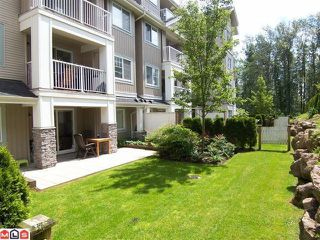 Photo 1: 106 19366 65 Avenue in Surrey: Clayton Condo for sale (Cloverdale)  : MLS®# F1015648