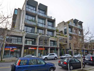 Photo 1: 517 428 W 8TH Avenue in Vancouver: Mount Pleasant VW Condo for sale (Vancouver West)  : MLS®# V990915