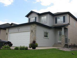 Photo 1: 99 Cloverwood Road in Winnipeg: Fort Garry / Whyte Ridge / St Norbert Residential for sale (South Winnipeg)  : MLS®# 1307070