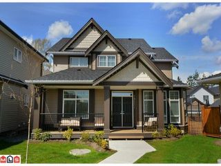 Photo 1: 19551 71 A Avenue in Surrey: House for sale : MLS®# F1224114