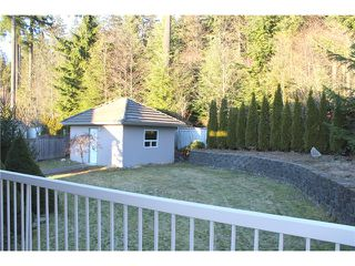 "Photo 20: 36 HETT CREEK Drive in Port Moody: Heritage Mountain House for sale in ""HERITAGE MOUNTAIN"" : MLS®# V1038740"