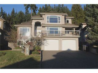 "Photo 1: 36 HETT CREEK Drive in Port Moody: Heritage Mountain House for sale in ""HERITAGE MOUNTAIN"" : MLS®# V1038740"