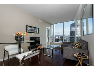 "Photo 2: 3209 833 SEYMOUR Street in Vancouver: Downtown VW Condo for sale in ""CAPITOL RESIDENCES"" (Vancouver West)  : MLS®# V1098209"