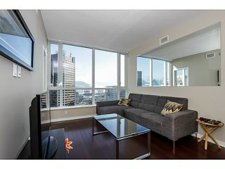 "Photo 1: 3209 833 SEYMOUR Street in Vancouver: Downtown VW Condo for sale in ""CAPITOL RESIDENCES"" (Vancouver West)  : MLS®# V1098209"